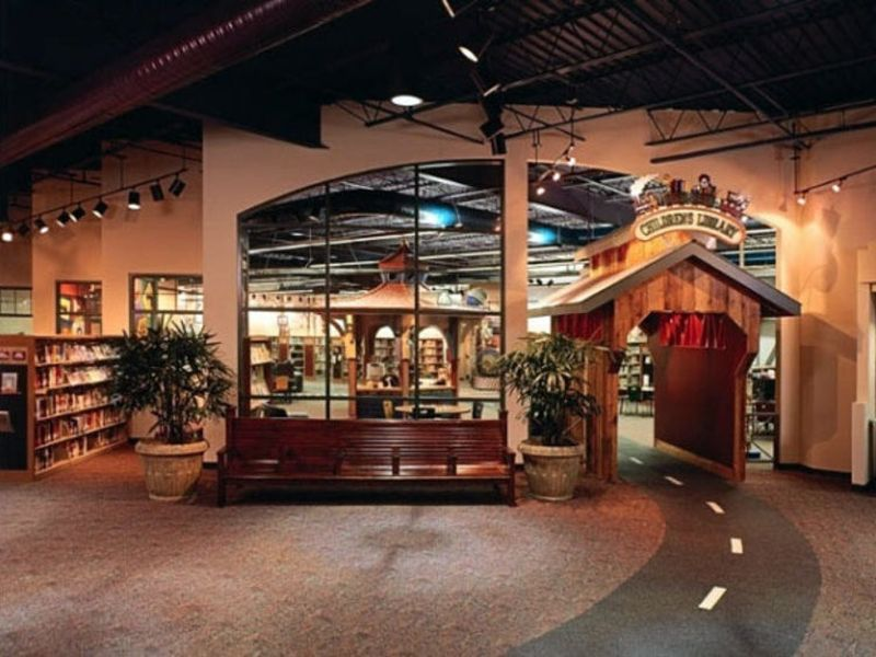 The Library Station - Springfield Missouri Travel & Tourism