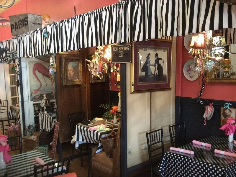 Ms. Gilmore's Tea Room & Vintage Suitcase - Springfield Missouri ...